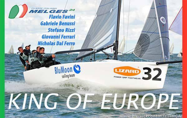 BlueMoon Campione d'Europa 2013