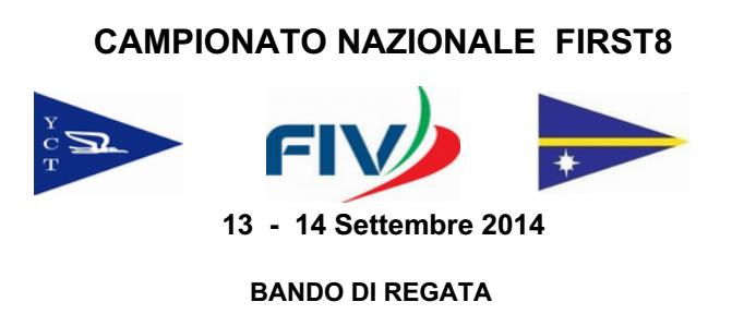 CampionatoFirst8_2014