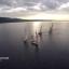 Video dal drone durante la terza giornata